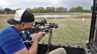 Crossbow Trick Shots   Dude Perfect