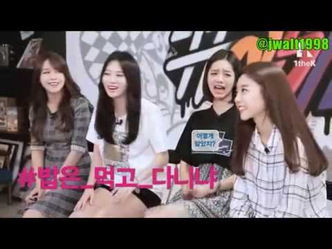Girl's Day Hyeri - Cute, Funny and Dorky Moments [ENG SUB]