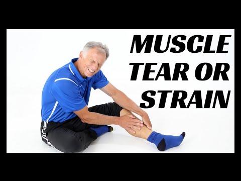 Single Best Treatment for Muscle Tear or Strain (By Far)