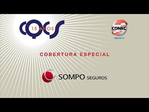 Imagem post: 17º CONEC  – 1° dia – Sompo Seguros