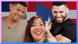 Who Has The Best Pickup Lines? DR 🇩🇴 vs. PR 🇵🇷