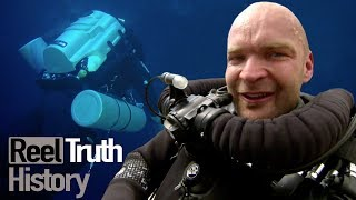 Monty Halls' Dive Mysteries - The Curse of The Blue Hole | History Documentary | Reel Truth History