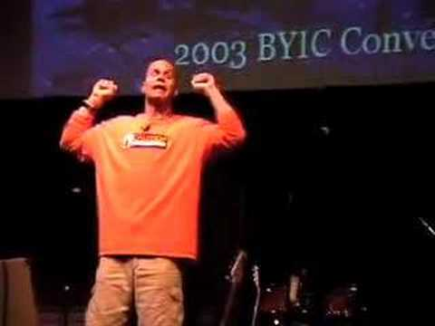 BYIC Convention Speaking Clip