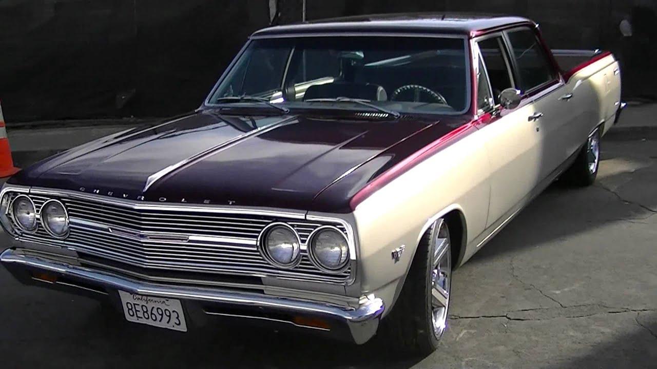 4-Door Chevrolet El Camino - YouTube