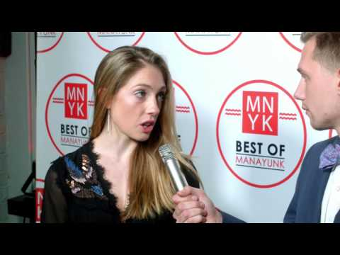 Best of Manayunk Red Carpet 2017 - Anna Purcell (Threads on Main)
