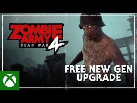 Zombie Army 4: Dead War - Free New Gen Upgrade