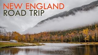 NEW ENGLAND ROAD TRIP 2016
