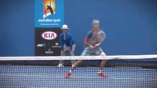 HEAD Tour TV: A day in the life of - Alexander Zverev - Part I