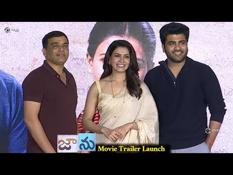 Jaanu-Movie-Trailer-Launch