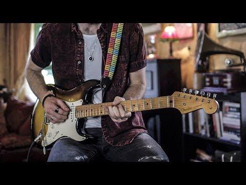 Gravity - John Mayer (Live In LA Guitar Cover) - Jamie Harrison (Lesson in Description)