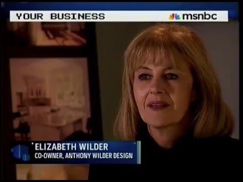 "ANTHONY WILDER on MSNBC ""Your Business with JJ Ramberg"""