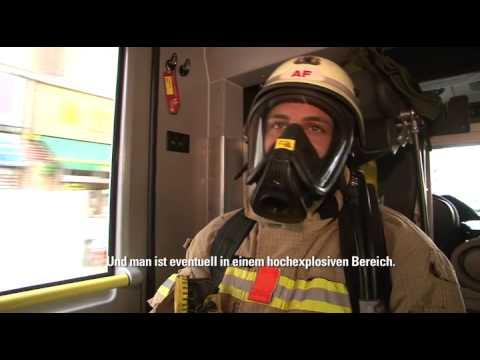 """Die große Reportage """"Feuer und Flamme - Traumjob Feuerwehrmann?"""