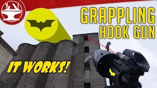 Make It Real: Batman Grappling Hook Gun