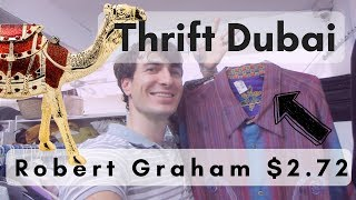 The ONLY Thrift Store in Dubai | Vlog 235