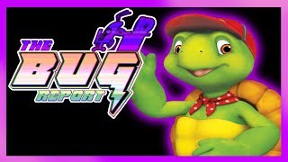 The Bug Report - Episode #8 - Franklin The Turtle