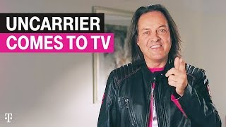 T-Mobile CEO John Legere | We're bringing the Un-carrier to TV