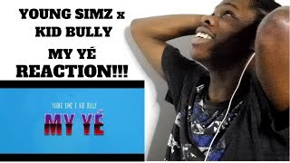 🌊IT'S JUST DIFFERENT!🌊 |Young Simz x Kid Bully - My Yé Is Different REACTION!!!
