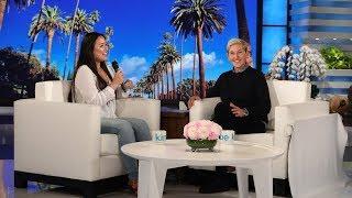 Ellen May Have Met Her Biggest Fan Ever