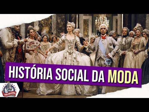 Por que se estuda História Social da Moda?