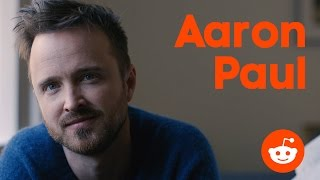 "Aaron Paul: ""100 Duck-Sized Horses or 1 Horse-Sized Duck?"""