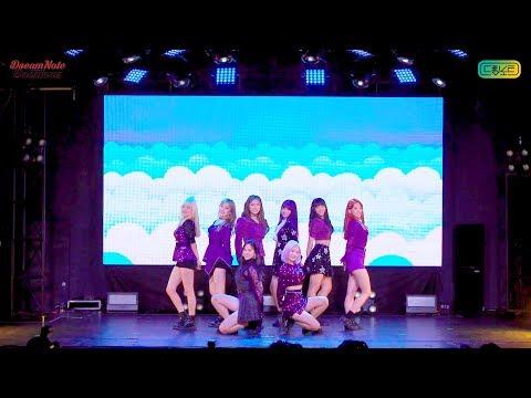 [드림노트] 하쿠나 마타타(Hakuna matata) Showcase Stage