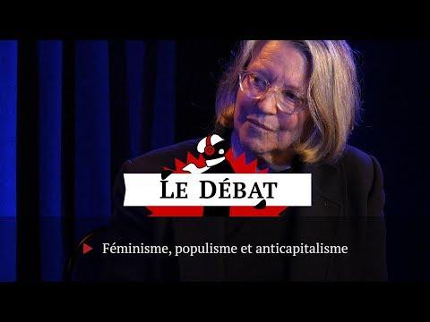 Vidéo de Nancy Fraser