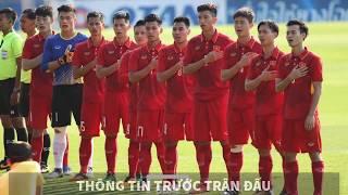Trực tiếp U23 Việt Nam vs U23 Syria