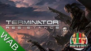 Terminator Resistance Review - A new terminator game :)