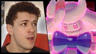 GIGANTAMAXING REVEALED - Pokemon Sword and Pokémon Shield Trailer Reaction!
