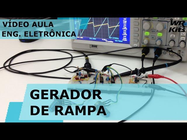 GERADOR DE RAMPA | Vídeo Aula #124