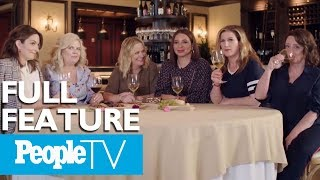The Women Of 'Wine Country': Watch The Hilarious Round Table Interview With The Cast | PeopleTV