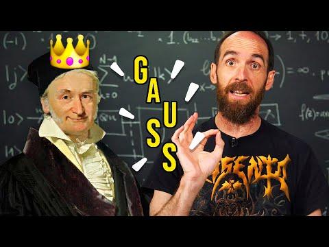 ¿Era GAUSS tan bueno como dicen? | El Príncipe de los Matemáticos