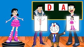 Doremon Tiếng Việt 2018🌳Phim Hoạt Hình Doremon Mới Nhất - Doremon Chế Hay Nhất #46 - Doraemon Movie