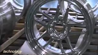 Engineering technology from Japan: CNC Machine | Wheel Machines