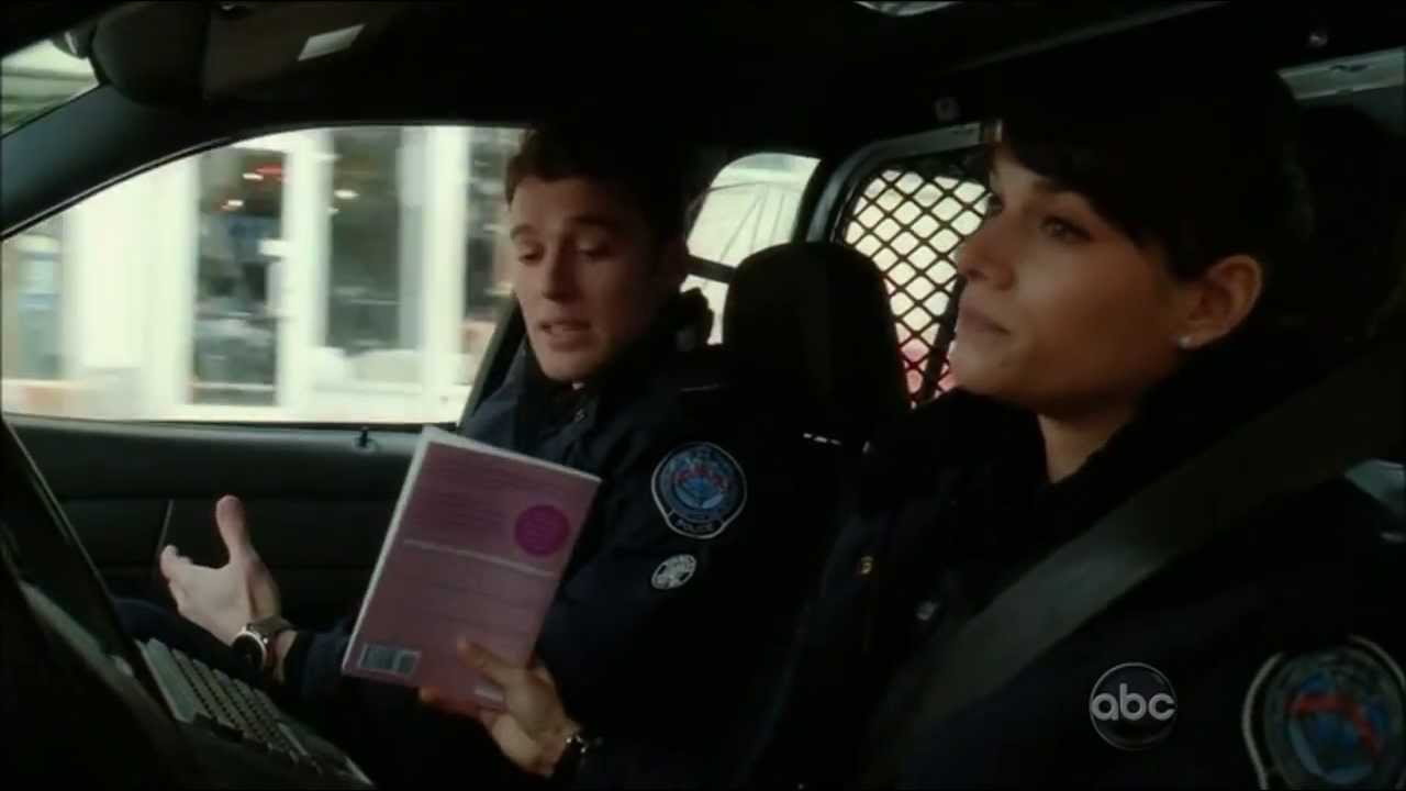 Rookie blue 3x11 the rules for dating 4