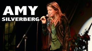 Amy Silverberg Witnesses A Murder