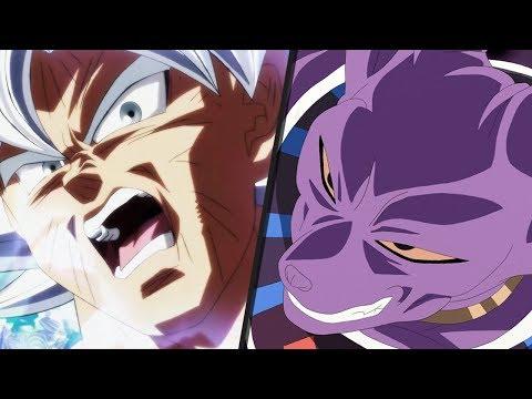Ultra Instinct Goku vs Beerus - After Dragon Ball Super