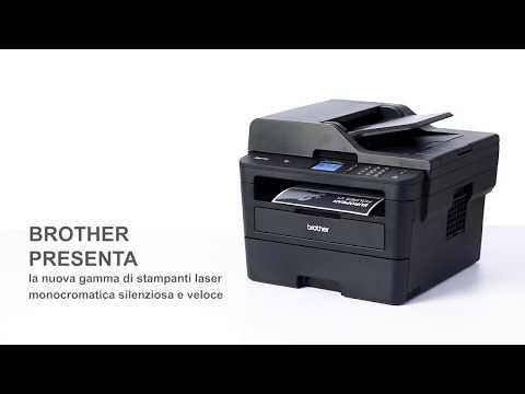 Nuova gamma laser monocromatica Brother L2000