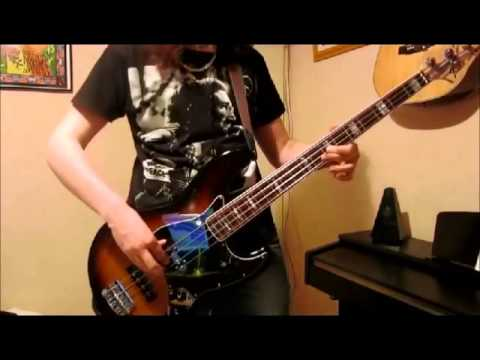 I Woke Up this Morning - Ten Years After - Bass Cover