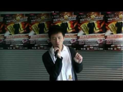 Leo Yu - 模仿秀! (張學友 -  有病呻吟)
