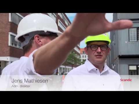 Troels Lund Poulsen besøger Scandic Kødbyen | Scandic Hotels