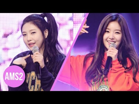 Red Velvet Rap Ranking 2015 HD