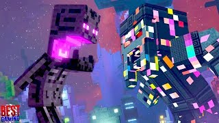 Minecraft Story Mode - Season 2 Episode 5 Full Episode (Episode 5 Above and Beyond)