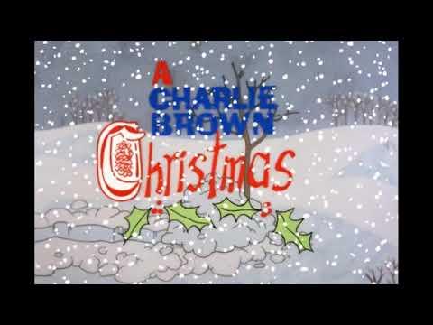 8 hour Charlie Brown Christmas Theme