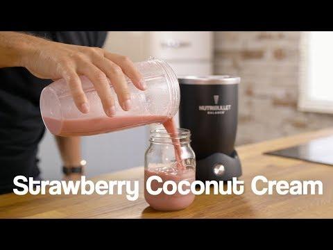 Strawberry Coconut Cream Jason Vale Recipe