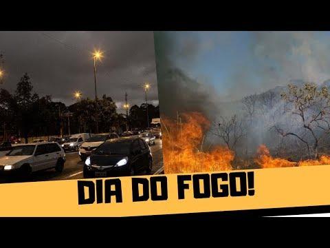 SÃO PAULO ESCURECE/O DIA DO FOGO