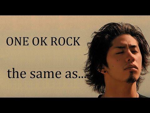 ONE OK ROCK 「the same as...」和訳・歌詞つき
