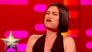 Jessie J Can Sing With Her Mouth Closed - The Graham Norton Show