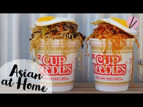 Pimp My Cup Noodles Recipe!