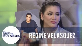 TWBA: Regine Velasquez spills who the leading man she refused to work with was